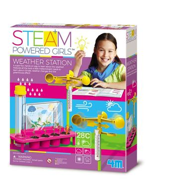 Picture of 4M STEAM Powered Girls - Weather Station