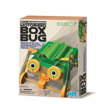 Picture of 4M Science - Motorised Box Bug