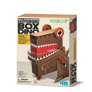 Picture of 4M Science - Motorised Box Dino