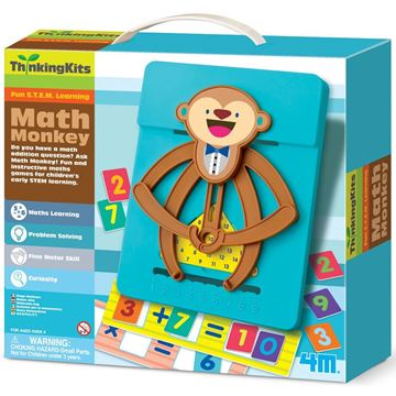 Picture of Thinking Kits - Fun S.T.E.M Learning - Math Monkey