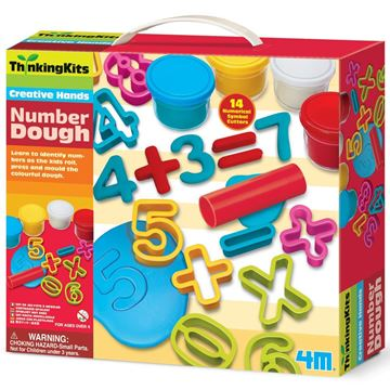 Picture of Thinking Kits - Creative Hands - Number Dough