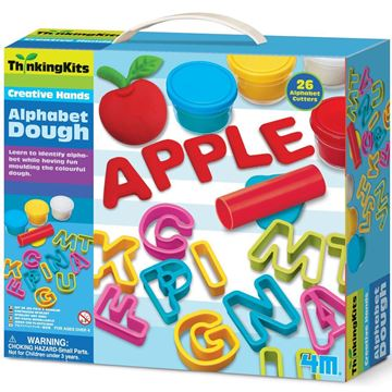 Picture of Thinking Kits - Creative Hands - Alphabet Dough