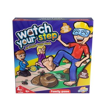 Picture of Watch Your Step Game