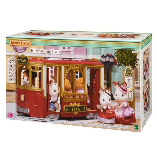 Picture of Sylvanian Families - Ride Along Tram