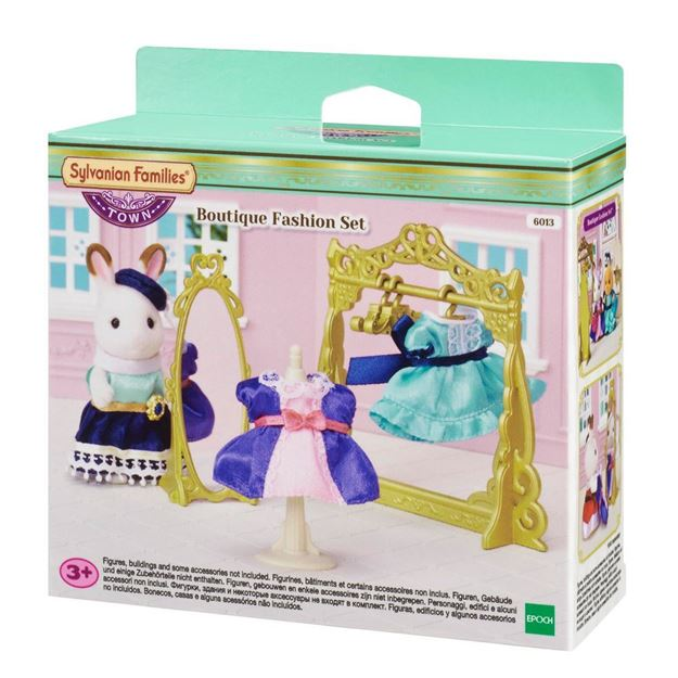 Picture of Sylvanian Families - Boutique Fashion Set