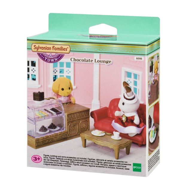 Picture of Sylvanian Families - Chocolate Lounge
