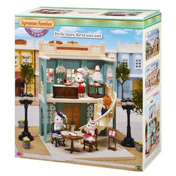 Picture of Sylvanian Families - Delicious Restaurant