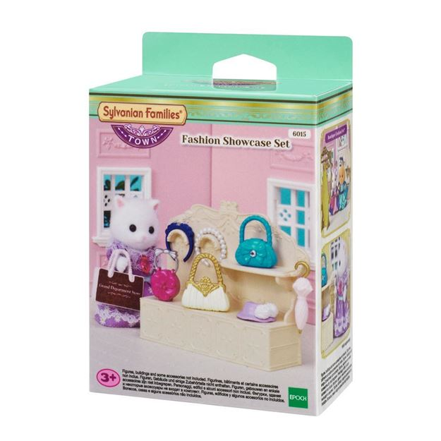 Picture of Sylvanian Families - Fashion Showcase Set