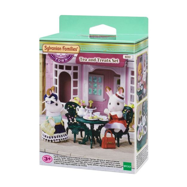 Picture of Sylvanian Families - Tea & Treats Set