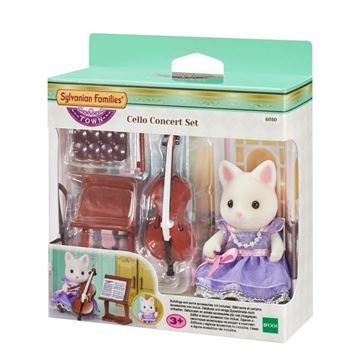 Picture of Sylvanian Families - Cello Concert Set