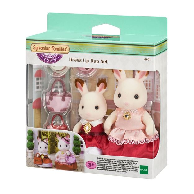Picture of Sylvanian Families - Dress Up Duo Set
