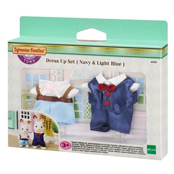 Picture of Sylvanian Families - Dress Up Set (Navy & Light Blue)