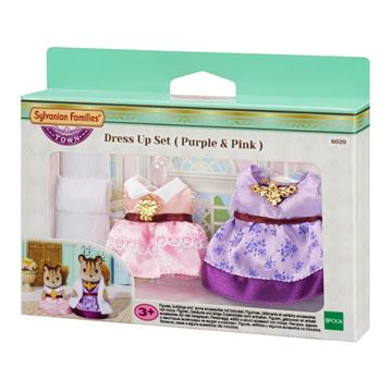Picture of Sylvanian Families - Dress Up Set (Purple & Pink)
