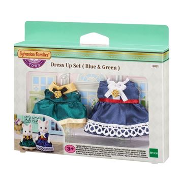 Picture of Sylvanian Families - Dress Up Set ( Blue & Green)
