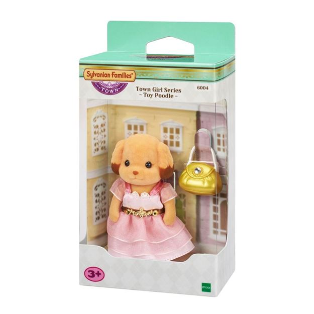 Picture of Sylvanian Families - Town Girl Series (Toy Poodle)