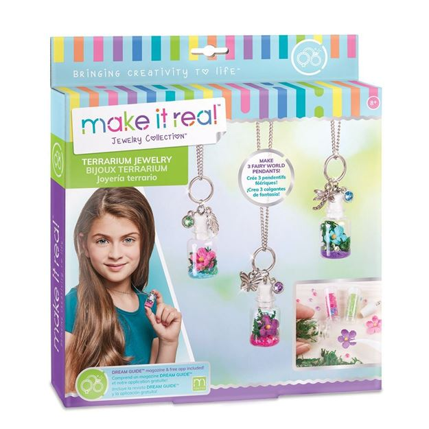 Picture of Make It Real - Terrarium Jewellery