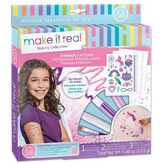 Picture of Make It Real - Shimmer Tattoos