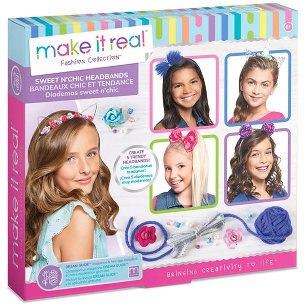 Picture of Make It Real - Sweet N' Chic Headbands