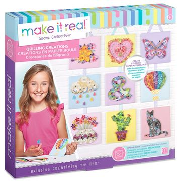 Picture of Make It Real - Quilling Creations