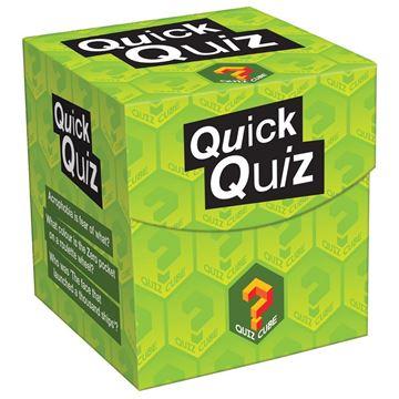 Picture of Quiz Cube - Quick Quiz