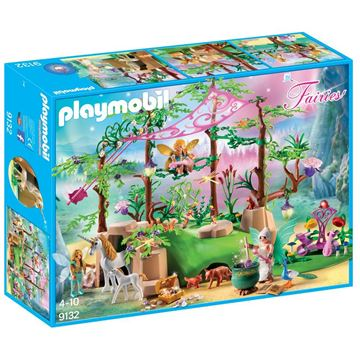 Picture of Playmobil - Magical Fairy Forest