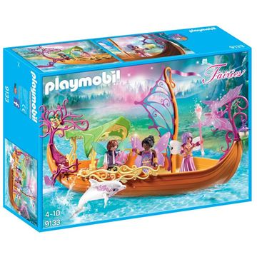 Picture of Playmobil - Enchanted Fairy Ship