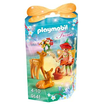 Picture of Playmobil - Fairy Girl with Fawns