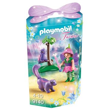 Picture of Playmobil - Fairy Girl with Animal Friends