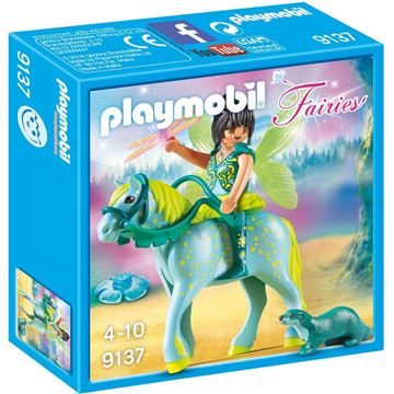 Picture of Playmobil - Enchanted Fairy with Horse