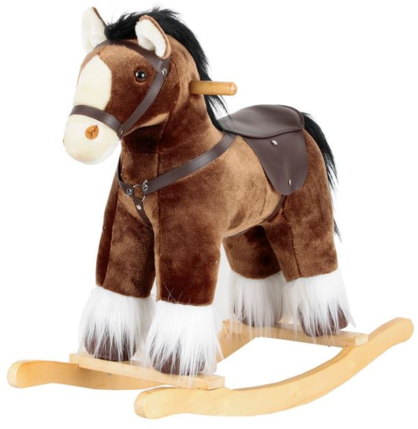 Picture of Horses - Clyesdale Horse