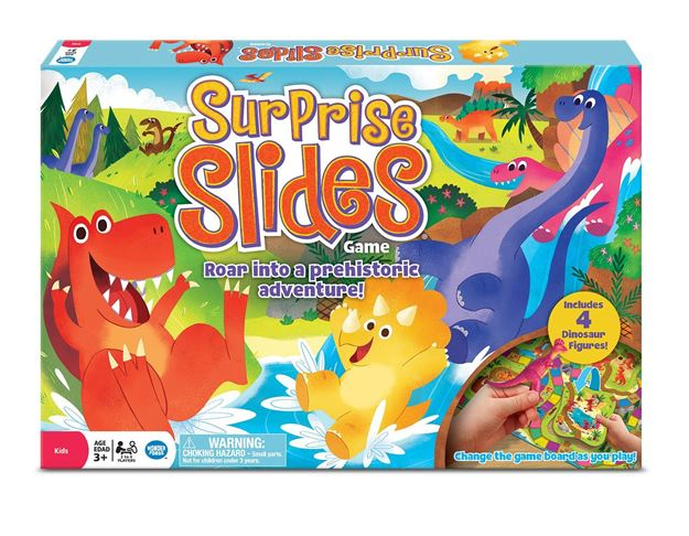 Picture of Game - Dino Surprise Slides