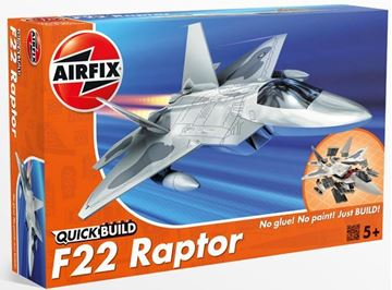 Picture of Airifx - Quickbuilds - F22 Raptor