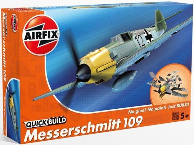 Picture of Airifx - Quickbuilds - ME 109E Messerschmitt