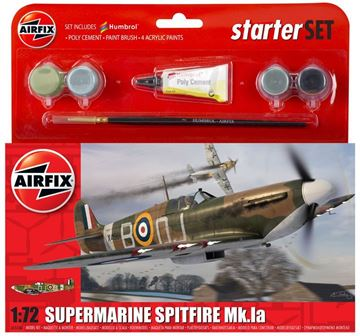 Picture of Airifx - Starter Kits - Small - Supermarine Spitfire Mkla