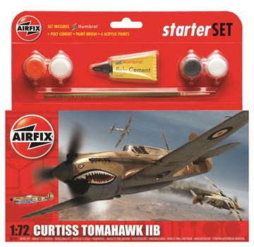Picture of Airifx - Starter Kits - Small - Curtiss Tomahawk IIB