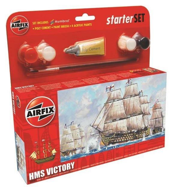 Picture of Airifx - Starter Kits - Small - HMS Victory