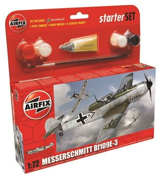 Picture of Airifx - Starter Kits - Small - Messerschmitt Bf109E-3