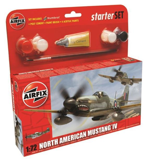 Picture of Airifx - Starter Kits - Small - North American Mustang IV