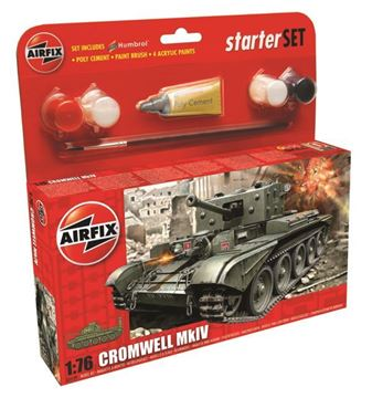 Picture of Airifx - Starter Kits - Small - Cromwell MkIV Tank
