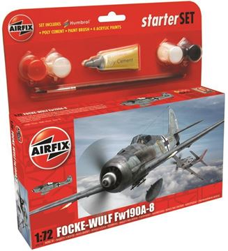 Picture of Airifx - Starter Kits - Small - Focke Wulf 190A-8