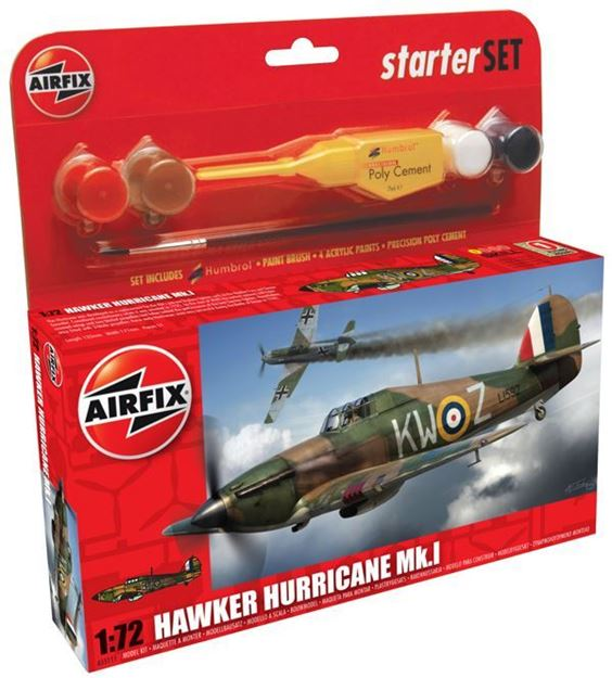 Picture of Airifx - Starter Kits - Small - Hawker Hurricane Mkl