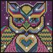 Picture of Diamond Art - Owl