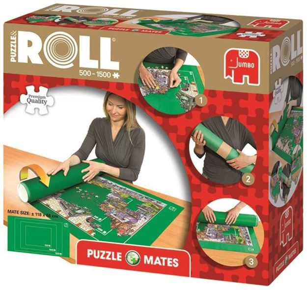 Picture of Holdson Puzzle Accessories - Jumbo Puzzle Mates Puzzle Roll