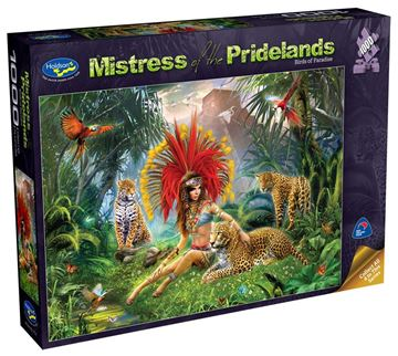 Picture of Holdson Puzzle - Mistress of the Pridelands (Birds of Paradise)