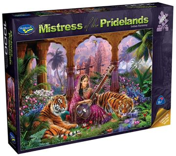 Picture of Holdson Puzzle - Mistress of the Pridelands (Indian Harmony)