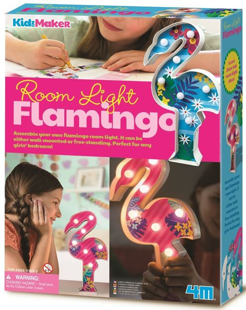 Picture of 4M Craft - Flamingo Room Light