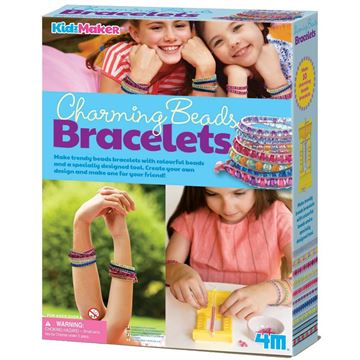 Picture of 4M Craft - Charming Beads Bracelets