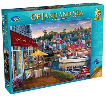 Picture of Holdson Puzzle - Of Land And Sea Series 2 1000pc (A Harbour Gallery)