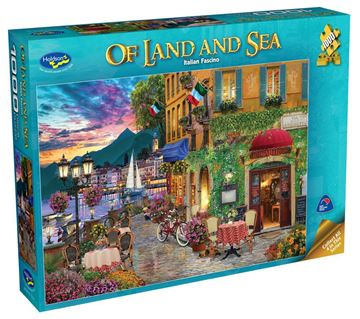 Picture of Holdson Puzzle - Of Land And Sea Series 2 1000pc (Italian Fascino)