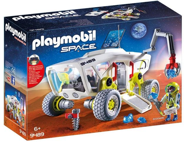Picture of Playmobil - Mars Research Vehicle